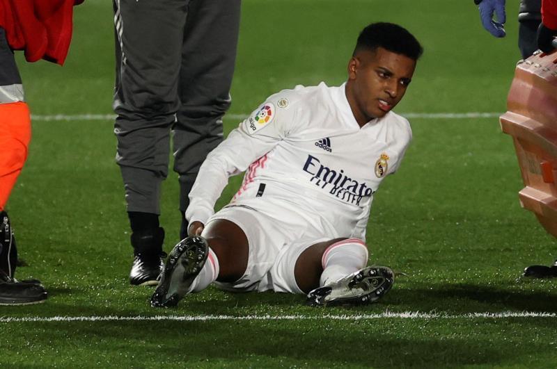El Real Madrid sufre un hackeo y su cuenta anunció lesión falsa de Rodrygo