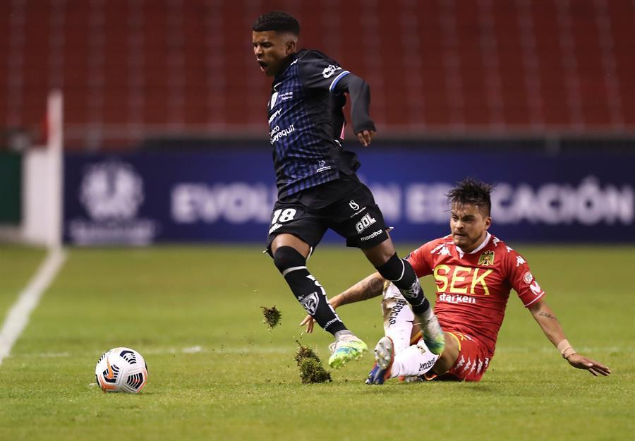 Independiente del Valle clasificó a la tercera fase de la Copa Libertadores