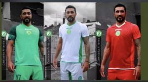 Liga de Portoviejo presenta sus nueva camisetas para la temporada 2021