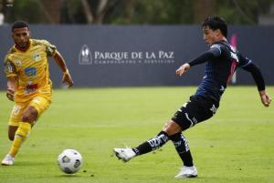 Independiente del Valle vence a Delfín por 2-0 en el estreno de su nueva casa