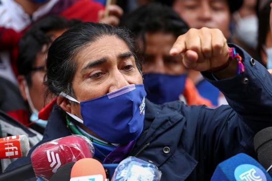 Indígenas de Ecuador celebran el Día del Agua con una ceremonia ancestral