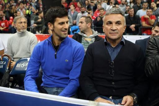 El padre de Djokovic: Novak es uno de los mejores deportistas de la historia